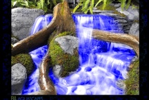 Pondless Waterfalls, Disappearing Waterfalls / Pondless Waterfalls are a great addition to any garden. Customizable to most any size or space.
