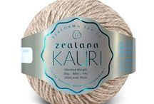 Zealana KAURI Worsted / Zealana KAURI Worsted is and ultra resilient blend of 60% fine New Zealand merino, 10% mulberry silk, and 30% brushtail possum. It is the perfect choice for garments that need to go the extra mile and back again...with lots of washings in between!