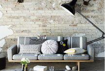 Loft brickwall