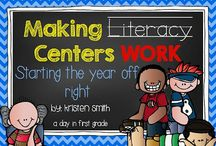 First grade literacy