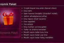 Kına Organizasyon Paketleri / Ceylan Kına Organizasyonu hazırlamış olduğu paketleri inceleyebilirsiniz. Daha detaylı incelemek isterseniz http://www.ceylankina.com/kina-paketleri sayfasını ziyaret edebilirsiniz.
