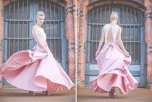 ,Langes Kleid