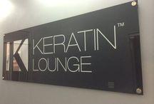 Keratin Salon Treatment