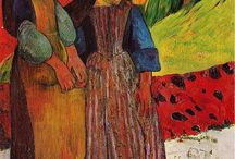 Gauguin  Paul 1889