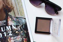 makeup / #makeup #kobo #bronzer