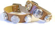 Chunks / Diverse kleurtjes en diverse uitvoeringen. 12 mm en 18 mm chunks, ook passend op de Noosa sieraden.