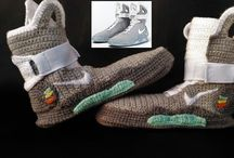 Marty McFly shoes,Back to the Future,