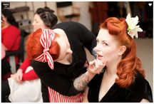 Lipstick & Curls Parties