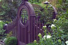 Dreamy Doors & Garden Gates / How dull would life be without doors, gates and other entryways?