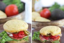 Salty & Delicious / Low Carb/Gluten-free/Paleo recipes