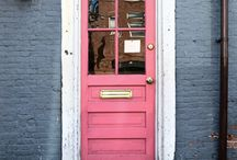 DOORS! / by Elisabeths Way
