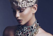 Updos and braids / by Irresistible Me