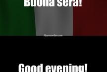 How to speak Italian / by Janine Gruter