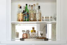 Built in bar