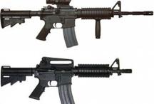 Weapons cupboard