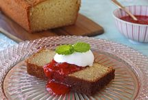 Dessert recipes and sweet things