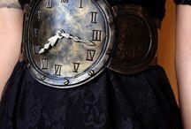 Disfraz de reloj
