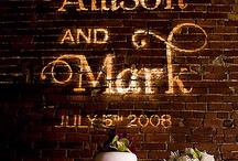 Wedding Lighting / by Allison Kline