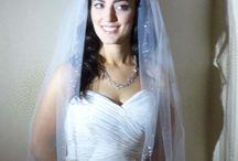 Half Up Half Down Bridal Hairstyles / Half Up Half Down And All Down Bridal Hairstyles  -Hair And Makeup By Rosemarie