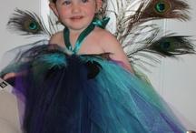 Peacock Costume Inspiration / by Jennifer Linds