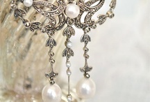 diamonds, pearls,jewels...