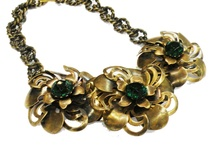 Luxury Necklaces / Sometimes we need to Dream and have some Drama in out lives, and our looks / by Sheri's Vintage Jewelry Collections