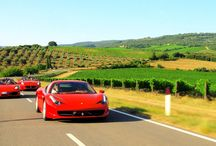 1 Day Ferrari Event In Florence (10 Ferraris, 20 guests), Ferrari Tours of Italy, drive a Ferrari sport car