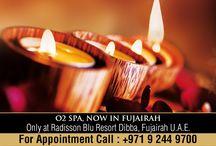 O2 Spa Fujirah / O2 Spa New Outlet at Fujirah