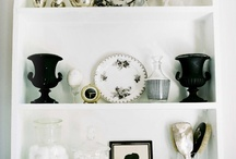 Styling/Vignettes / by Amy Mills