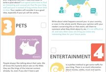 Blogs happen to good people  / Blogging info graphics and other blogging related info / by Jessica Wright- Monnich
