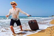 Отпуск, море, солнце и вода