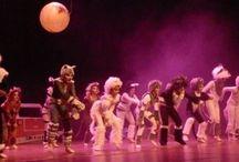 Baile, Danza, Ballet