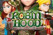 Robin Hood:Mischief in Sherwood