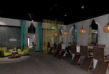 Proyecto Restaurante por Arqbellytura / Proyecto para un nuevo restaurante en Madrid
