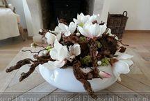 Bloemen / Zelf bloemstukken maken