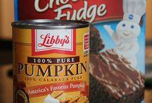 Pumpkin Boozing, Baking, and Scarfing