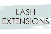 Lash Extensions / Have you always wanted fuller and thicker lashes? Lash extensions could be your solution.