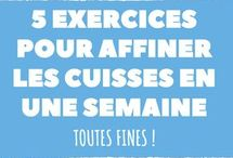 Jambes exercices