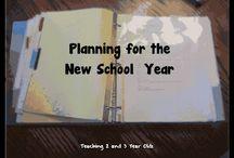 Pre school planning
