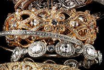 Haute couture jewelry