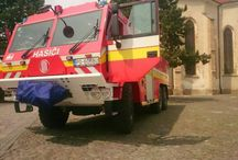 Fire Rescue Police cars & Truck