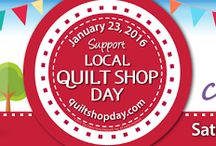 Featured Quilt Shops