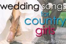 wedding songs / *self explanatory* ;)