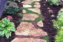 Sentieri per giardini