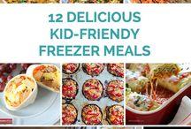 Kid-friendly food