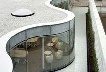 glass architecture