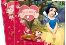 Sneeuwwitje Feest - Snowwhite Party / by Sisters in Wonderland