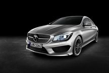 Mercedes-Benz CLA / Mercedes-Benz CLA