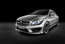 Mercedes-Benz CLA / Mercedes-Benz CLA