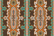 Arabic Design / Designs with traditional and modern arabic artworks.
